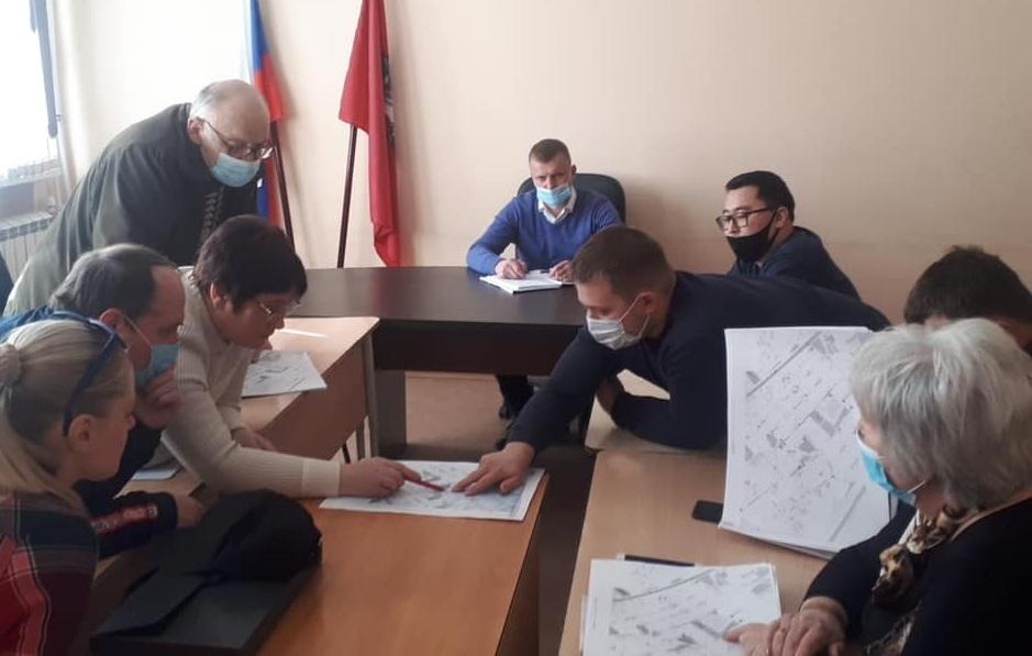 Проект организации дорожного движения в Новоподрезкове будет готов в апреле 2021 года