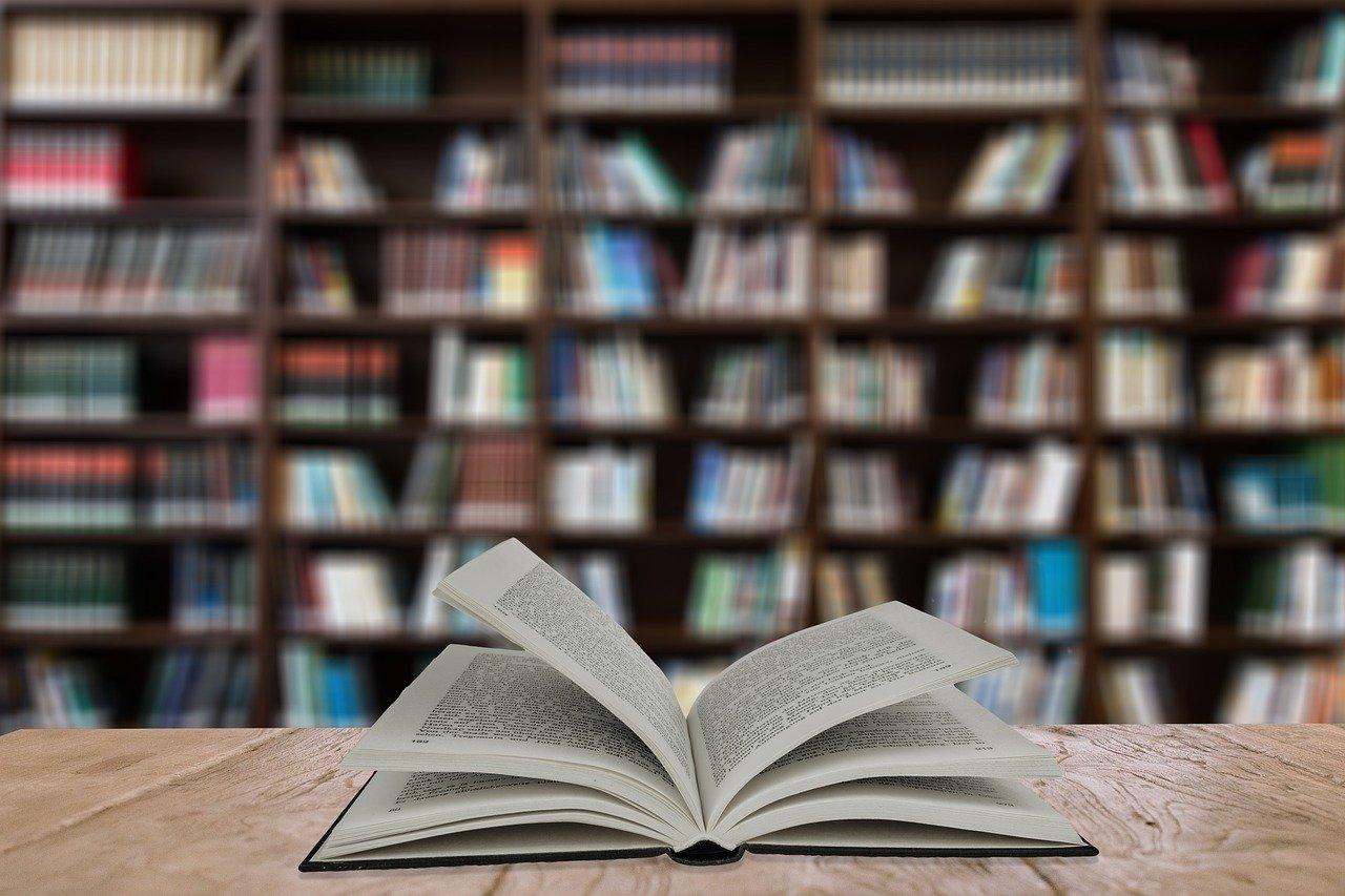 Жители Молжаниновского района подарили школьной библиотеке книги. Фото: pixabay.com