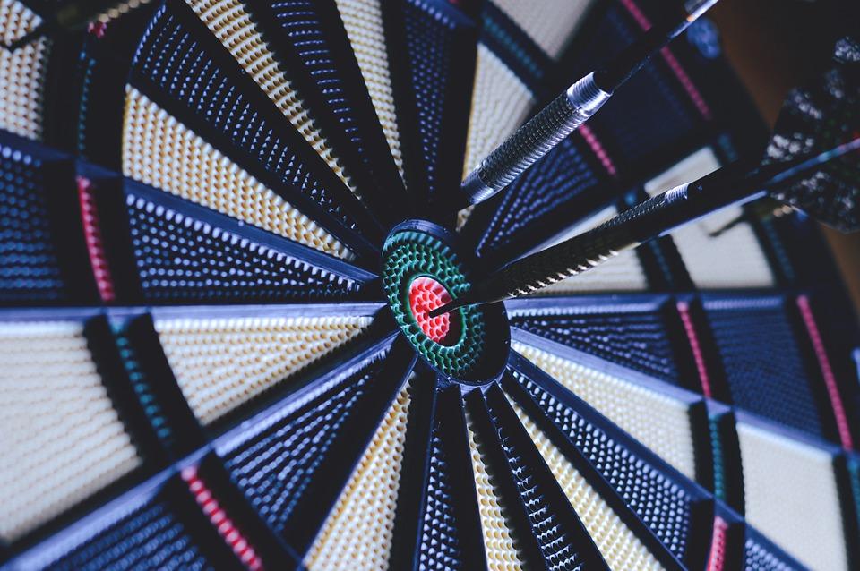 В Новоселках состоятся районные соревнования по дартс. Фото: pixabay.com