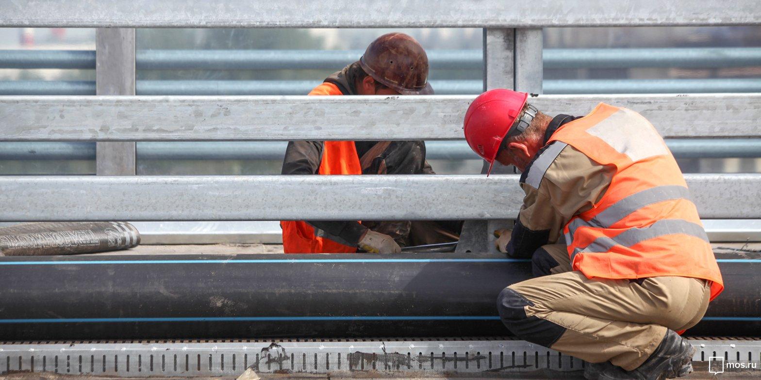 Общественные обсуждения на тему путепровода на Ленинградском шоссе стартовали 17 марта. Фото:  mos.ru
