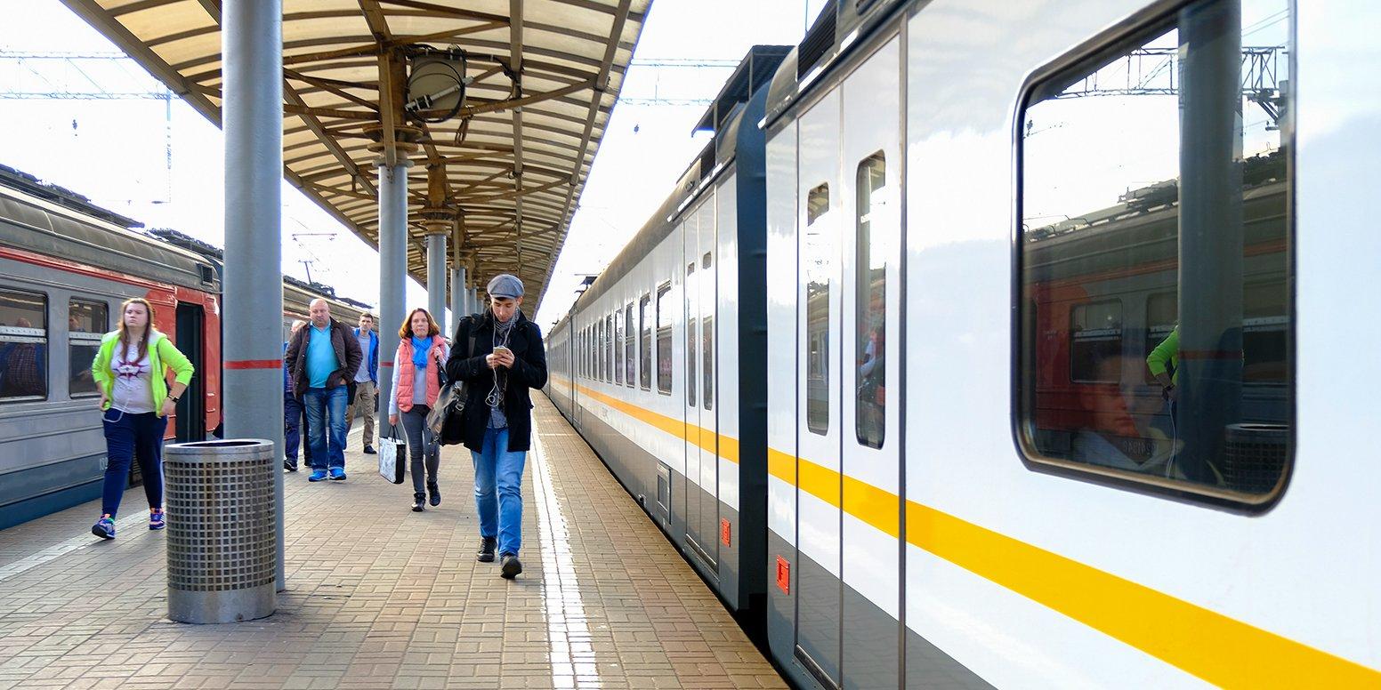Расписание пригородных поездов от станций Молжаниново и Новоподрезково изменится 7-8 апреля. Фото:  mos.ru
