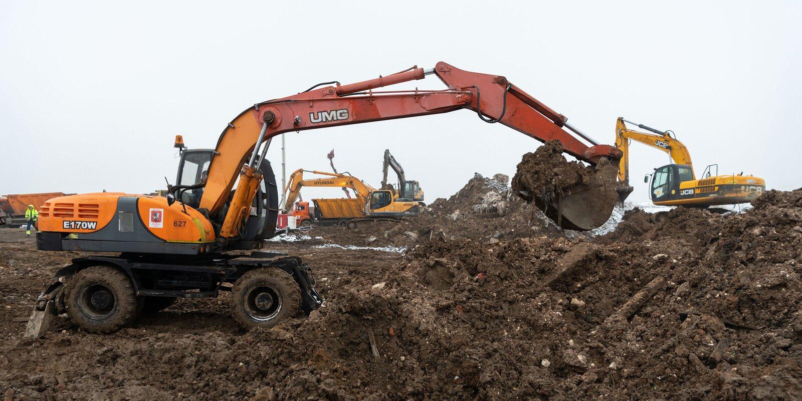 Земельный участок в Молжаниновском предоставят под индивидуальное строительство. Фото:  mos.ru
